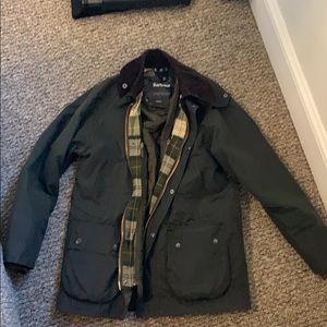Barbour Bedale Coat with Removable Vest Liner